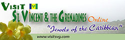 Visit St. Vincent & The Grenadines.  Jewel of The Caribbean.